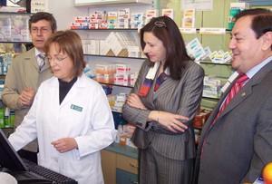 Todas las farmacias de Plasencia dispensan ya medicamentos a través de la receta electrónica