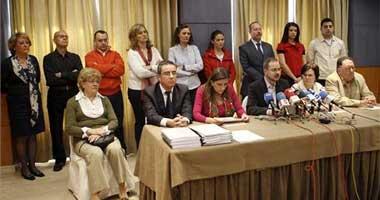 Las familias de los militares fallecidos en el Yak-42 piden que testifiquen Aznar, Trillo y Bono