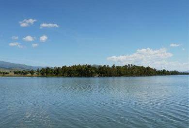 La escasez de lluvias obliga a facilitar agua de riego en la zona agrícola del embalse de Borbollón