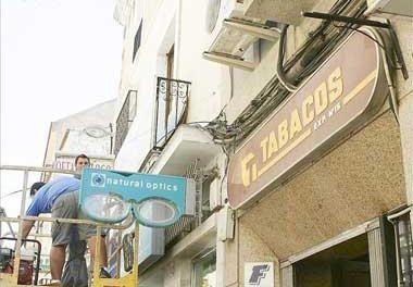 Una empresa debe indemnizar a los afectados por el derrumbamiento de una cornisa en Almendralejo