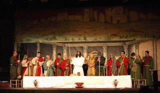 La representación de la Pasión de Cristo está de nuevo en el aire por segundo año consecutivo