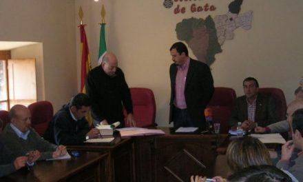 El nuevo presidente de Sierra de Gata, Alfonso Beltrán, aborda hoy los problemas de tesorería de la agrupación