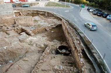 Dos asociaciones denuncian el deterioro de los monumentos de la ciudad cacereña de Plasencia