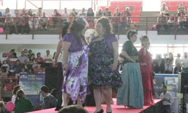 El colectivo de empresarios Rivera de Gata repetirá una nueva gala de Estilismo debido al éxito cosechado