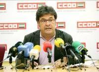 El sindicato CCOO solicita una renta especial para los parados sin ingresos y anuncian movilizaciones