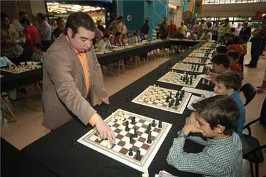 El ajedrecista Manuel Pérez Candelario ha conseguido el premio Extremadura del Deporte por su trayectoria