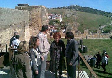 Cáceres recupera como reclamo turístico la Torre de los Pozos en el sur de la muralla y la abre al público