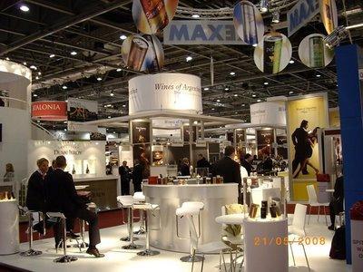 La Junta de Extremadura participará en las ferias London Wine Fair 2009 y PLMA Amsterdam en mayo