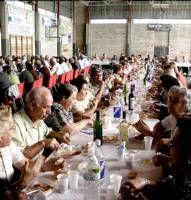 Coria reúne a más de 200 pensionistas de cinco pueblos en la XIX Convivencia de Mayores
