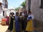 """Portezuelo celebra un año más la V edición del Festival Medieval """"Villa de Portezuelo"""" el 25 de abril"""