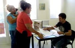 El Ayuntamiento de Villanueva de la Serena ha repartido 700 solicitudes para la bolsa de trabajo