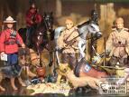 El Ateneo de Cáceres acoge hasta el día 24 una exposición de juguetes de diferentes épocas