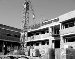 El nuevo cuartel de la Guardia Civil de Garrovillas de Alconetar estará en el verano del 2008