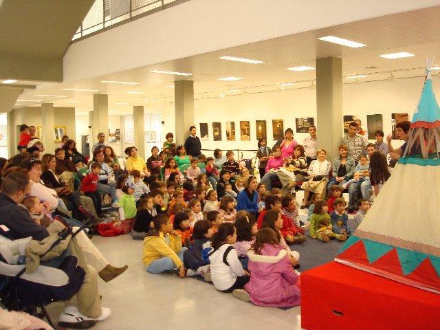 Moraleja celebra esta semana el día del libro con cuentacuentos, teatro y actividades culturales