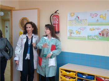 Montánchez ha inaugurado un nuevo centro de educación infantil para niños y bebés de 0 a 3 años