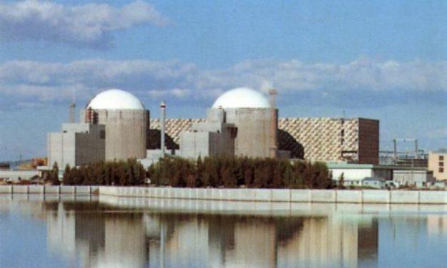 La Central Nuclear de Almaraz ya ha trasladado su domicilio social a Extremadura