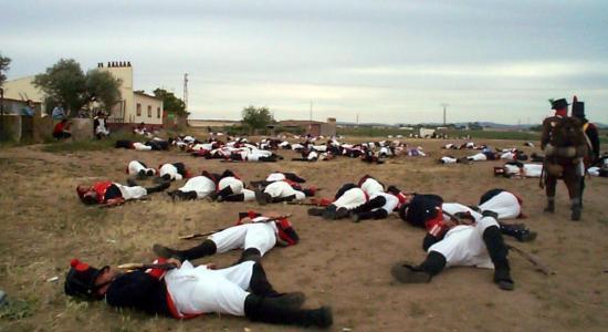 El diario británico The Times se interesa por los escenarios de las guerras napoleónicas en Extremadura