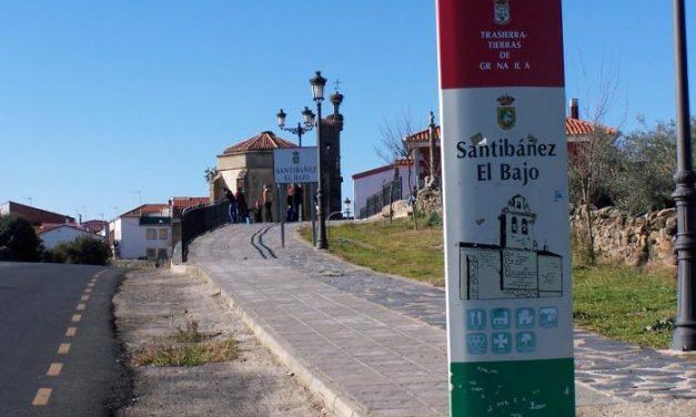 La consejera de Igualdad y Empleo inaugura un centro de educación infantil en Santibáñez el Bajo