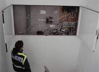 La Policía Nacional arresta a 27 personas en una operación contra el pirateo de señales de televisión