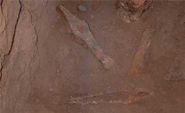 Los hallazgos de Castillejos señalan que se fundía cobre