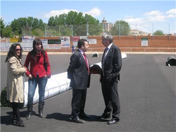 La Junta no contempla la construcción de la piscina climatizada en Coria durante la presente legislatura