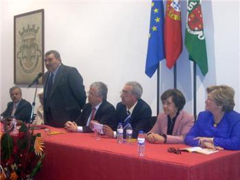 Extremadura estrecha las relaciones de cooperación agroganadera con Portugal en la feria de Estremoz