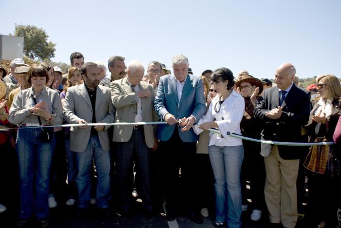 La Diputación invierte 1.600.000 euros en la conexión entre Zarza la Mayor y Salvaterra