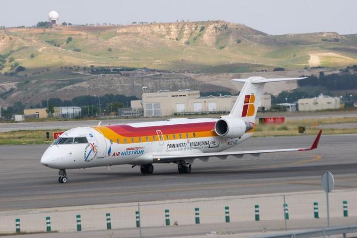Air Nostrum conecta este verano Badajoz con Baleares