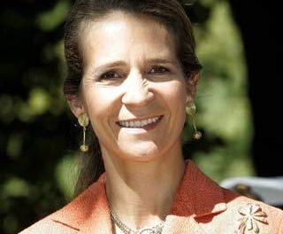 La Infanta Elena presidirá mañana en Mérida el acto del Día Mundial de Cruz Roja y de la Media Luna Roja