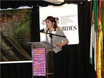 Dolores Pallero anima a las mujeres a cambiar la mentalidad machista que aún impregna a la sociedad