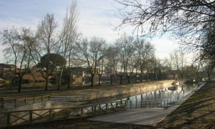 Los pilares del nuevo puente de Moraleja sobre la Rivera de Gata se colocarán durante este mes de mayo