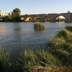Los embalses de la cuenca del Guadiana a su paso por Extremadura se sitúan al 51,9% de su capacidad