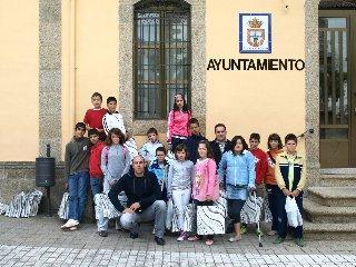 """Un total de 15 alumnos de C.R.A """"Vía de la Plata"""" viajarán a Gran Canaria para conocer el territorio"""