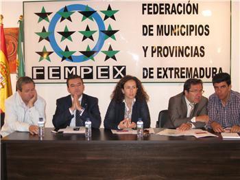 Las Mancomunidades Integrales ya pueden solicitar las ayudas del Plan de Apoyo al Empleo Local