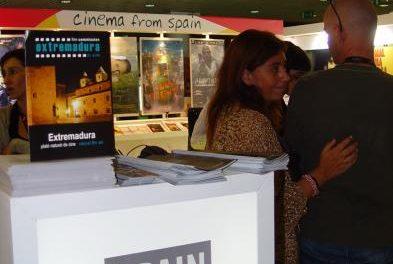 Film Commission promociona Extremadura en el Festival de Cannes como plató natural de cine
