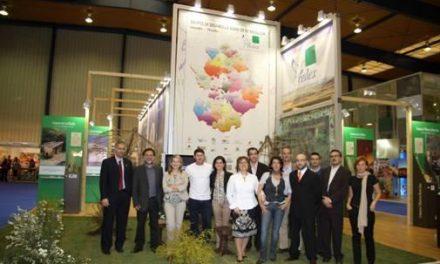 Redex participa en Turinterior para promocionar los encantos de las 24 comarcas de Extremadura