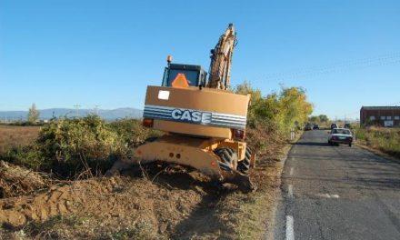 El Gobierno arreglará los ocho kilómetros de la carretera entre el Borbollón y la Ex-205 en Sierra de Gata
