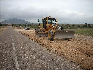 El pleno de la Diputación Provincial de Cáceres aprueba el Plan Integral de Carreteras con 108 millones