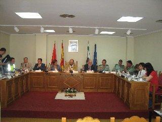 Los cacos vuelven a robar en Moraleja tan sólo unas horas después de la celebración de la Junta Local de Seguridad