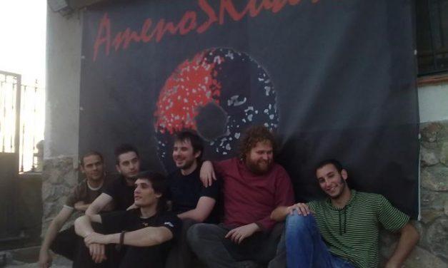 """El grupo cauriense AmenoSKuartO presentará su segundo disco """"Devaneo"""" en Coria el 5 de junio"""