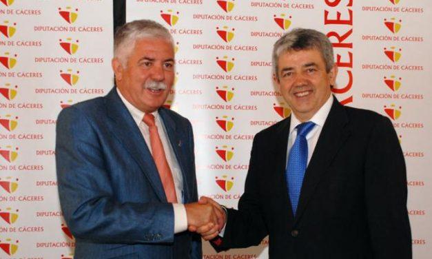 Cáceres contará en 2010 con un Parador con más capacidad, más moderno, confortable y accesible
