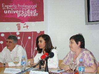 AUPEX y la Universidad de Extremadura organizan un curso de dirección y gestión de Universidades Populares