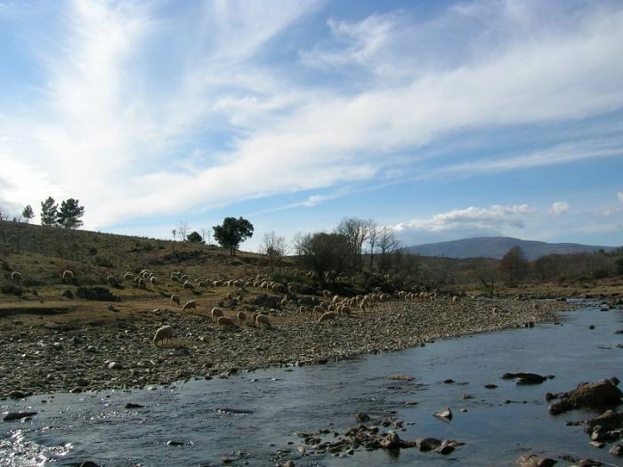 La Fundación Félix Rodríguez de la Fuente potencia la agricultura tradicional en Sierra de Gata