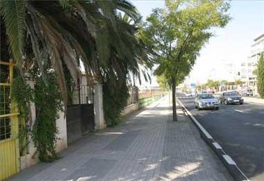 Detenido en Badajoz un hombre por herir con un cuchillo a su compañera sentimental