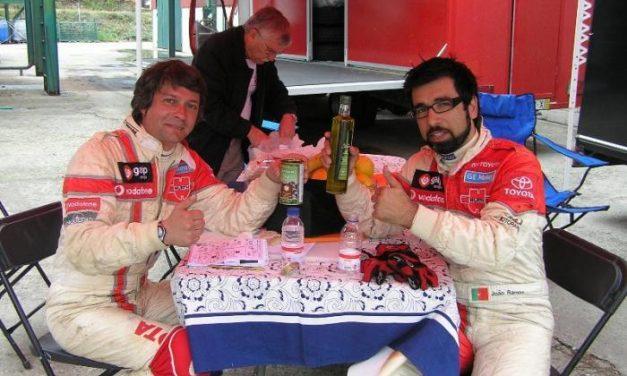 Valverde del Fresno recibe hoy a los corredores del Rally Vodafone Transibérico que comenzó ayer en Portugal