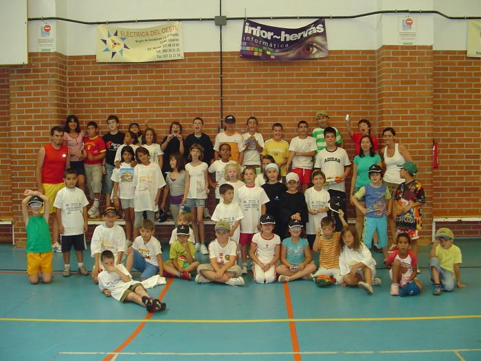 El VI Campus Deportivo de Hervás congregará a 135 niños de entre 6 y 12 años hasta el 7 de agosto