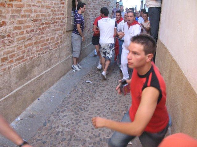 Trasladada a Cáceres la joven de 27 años herida por el Miura tras apreciarse daños de asta de toro en un pulmón