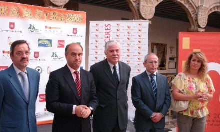 La Diputación de Cáceres presenta en Ávila la riqueza gastronómica de la provincia como reclamo turístico