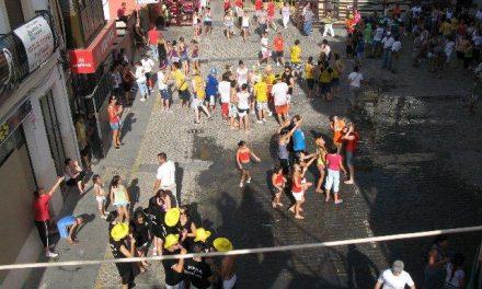 San Buenaventura 2009 arranca en Moraleja con el tradicional pasacalles de las peñas y la charanga