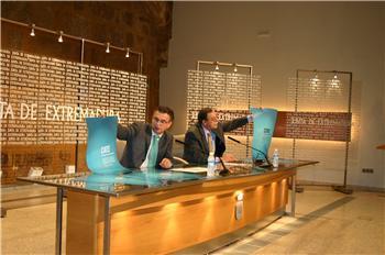 La Junta de Extremadura pone en marcha una campaña de fomento de ahorro del agua